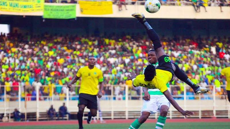Vodacom Ligue 1 : le championnat renvoyé au 4 octobre prochain