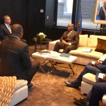 Insécurité à l'est : Trois gouverneurs chez Félix Tshisekedi