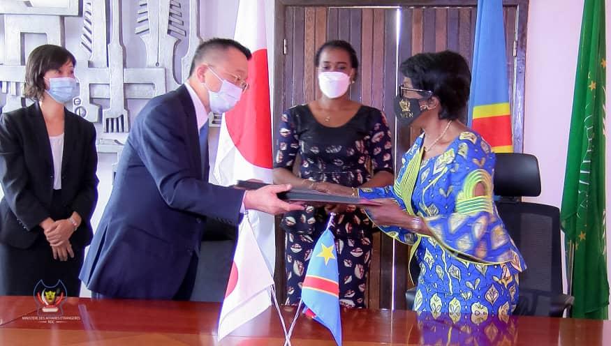 2.730.000 USD d'assistance alimentaire du Japon à la RDC