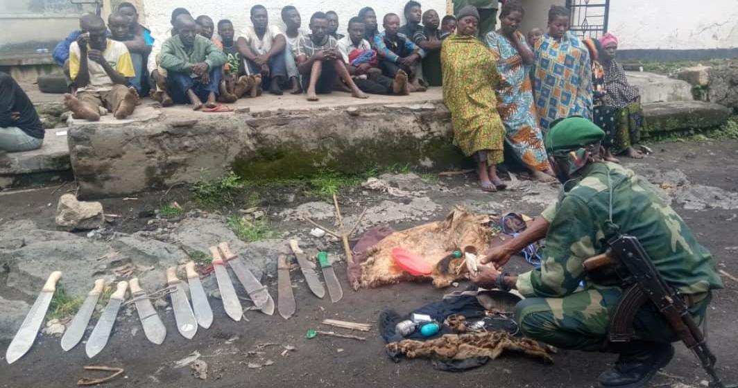 Nord-Kivu :7 personnes Kidnappées à Goma et deux à Nyanzale