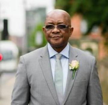 Miteyo Nyenge, chef de la Maison civile de Tshisekedi