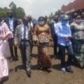 Nord-Kivu :Le gouverneur a communié avec sa population prêchant la paix