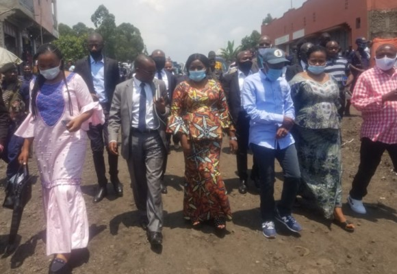 Le gouverneur du Nord-Kivu promet de résoudre les problèmes de criminalité à Goma dans 4 jours