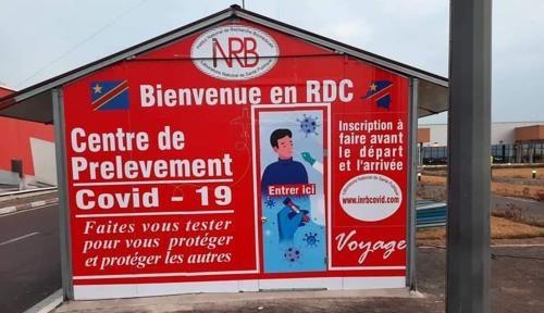 Covid-19 : des tests rapides aux postes-frontières de la RDC
