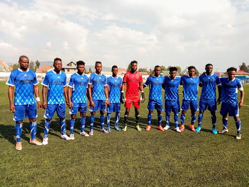 Linafoot D1 : As Dauphin noir envisage une victoire face au Racing club ce dimanche à Goma