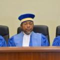 Cour constitutionnelle : Le président a.i. décline l'affectation des magistrats de siège