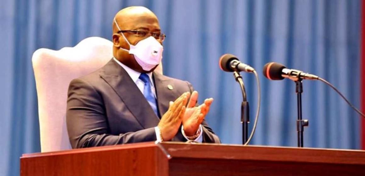 Félix Tshisekedi s'adresse à la Nation vendredi 23 octobre