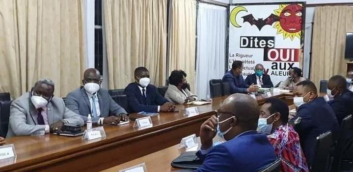 Consultations politiques: Veillée d'armes à Kinshasa