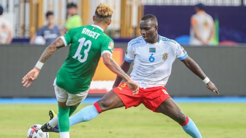 Les Léopards obtiennent un nul 1-1 face aux Lions de l'Atlas du Maroc