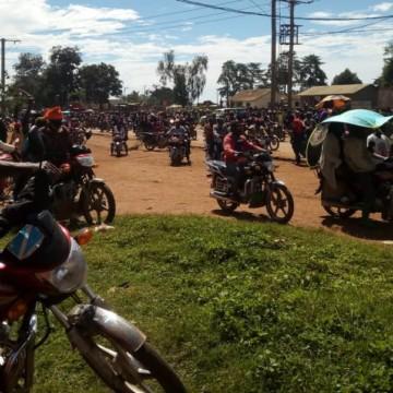 Nord-Kivu : Les plaques d'immatriculation exigées aux conducteurs des motos