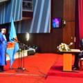 Les trois juges de la cour constitutionnelle ont prêté serment au Parlement