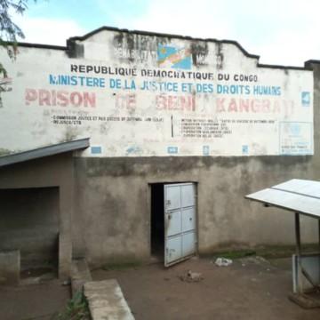 Évasion à la prison de Beni Kangbayi :La Lucha exige des enquêtes et des sanctions
