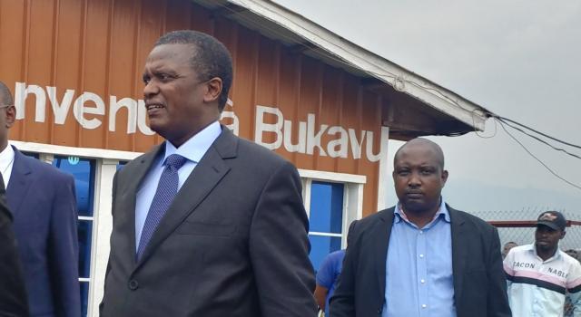 Dossier Minembwe : Azarias Ruberwa attendu à l'Assemblée nationale