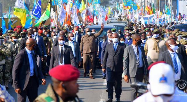 RDC-Nyiragongo : Félix Tshisekedi attendu à Goma samedi 12 juin