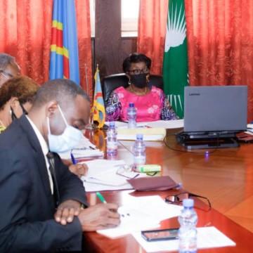 L'UA salue la mobilisation des États africains contre le covid-19