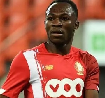 Jackson Muleka absent du terrain pour blessure pendant une semaine