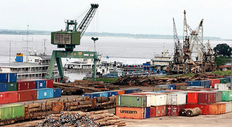 Port Onatra Matadi