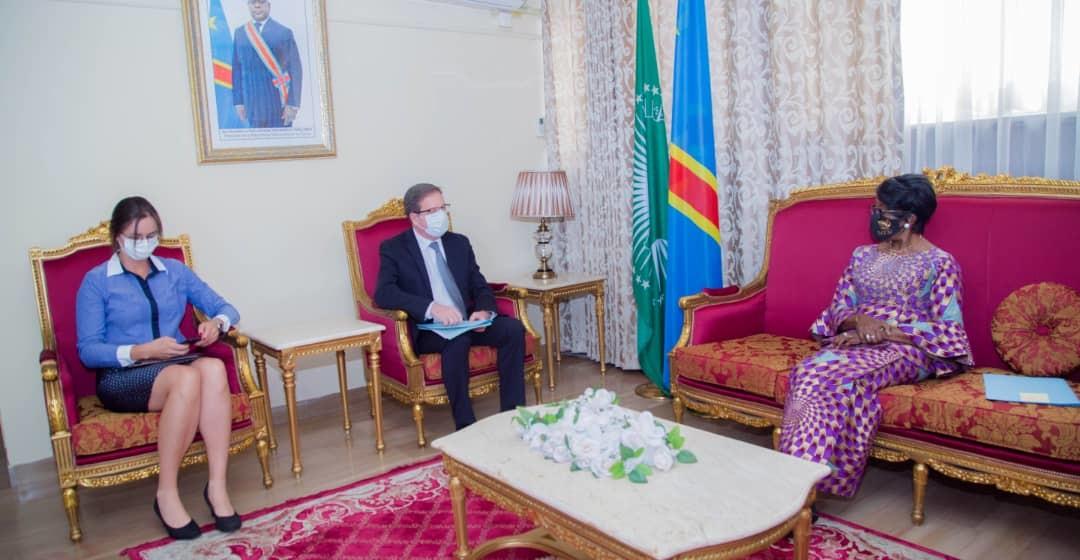 RDC-Russie : Renforcement de la coopération