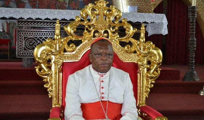 Le Cardinal Fridolin Ambongo nommé Administrateur Apostolique du Diocèse de Kisantu