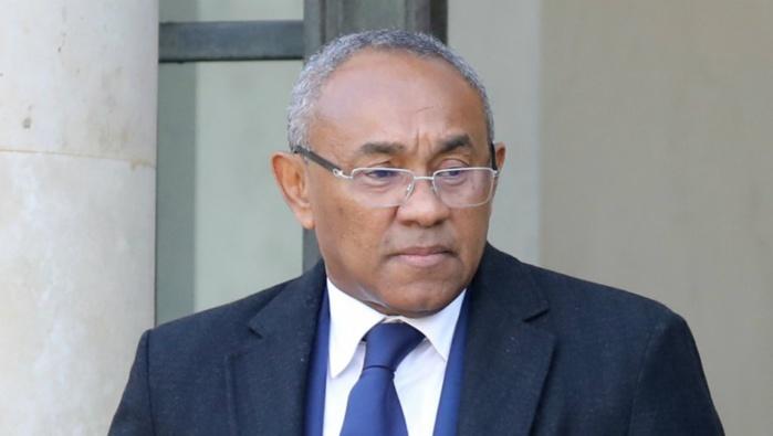 CAF : Amhad Amhad suspendu par la FIFA pour corruption