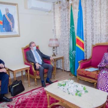 La RDC va bénéficier de 300 millions € de la France pour les réformes institutionnelles