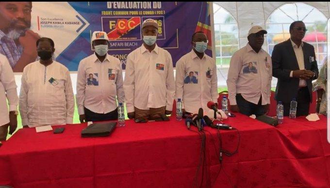 Le Fcc décline une nouvelle fois les consultations de Félix Tshisekedi