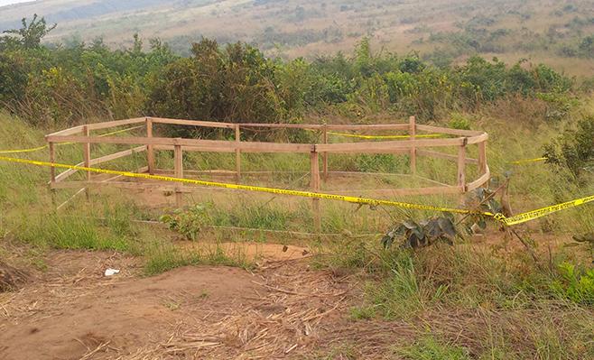 Une nouvelle fosse commune découverte à Kinshasa?