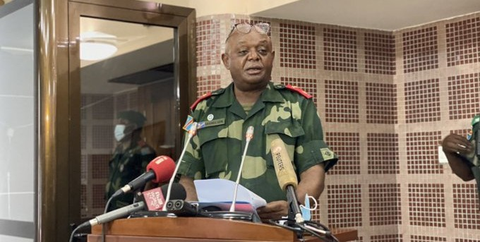 Des avions de chasse angolais dans le ciel de Kinshasa ce vendredi