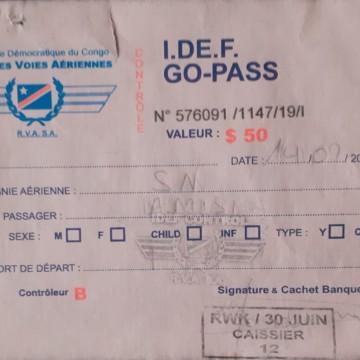 IGF : 22 millions USD de Go-pass détournés