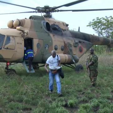 Ituri : 5 bastions ADF détruits par les hélicoptères des FARDC lors d'un assaut