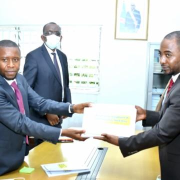 Nord-Kivu: Carly Nzanzu a déposé son budget 2021 à l'Assemblée provinciale