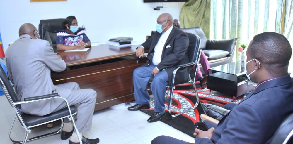 Le DG de l'OCC à Goma pour optimiser les activités de contrôle embarquement