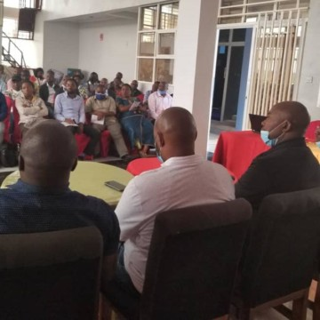 Nord-Kivu : Safe Kodinet forme sur la gouvernance électronique