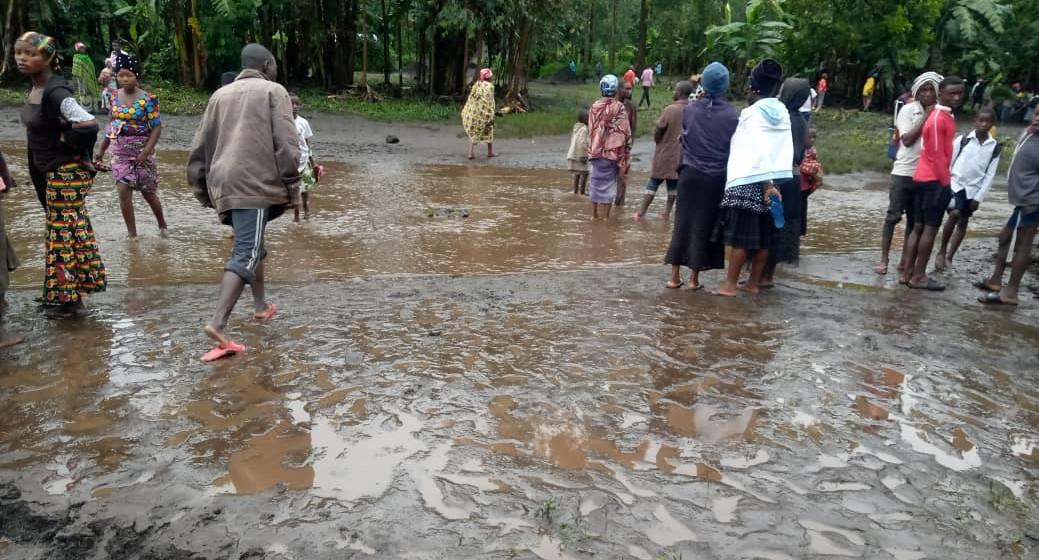 Sake : des morts et des disparus après des pluies diluviennes