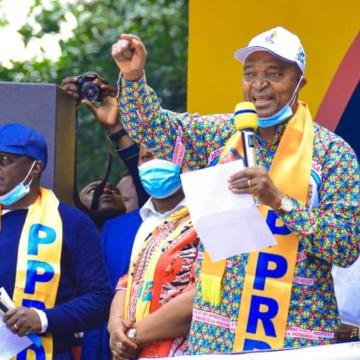 Les députés pétitionnaires PPRD réclament la présidence de l'Assemblée nationale