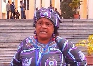 Tshala Mwana toujours détenue à l'ANR