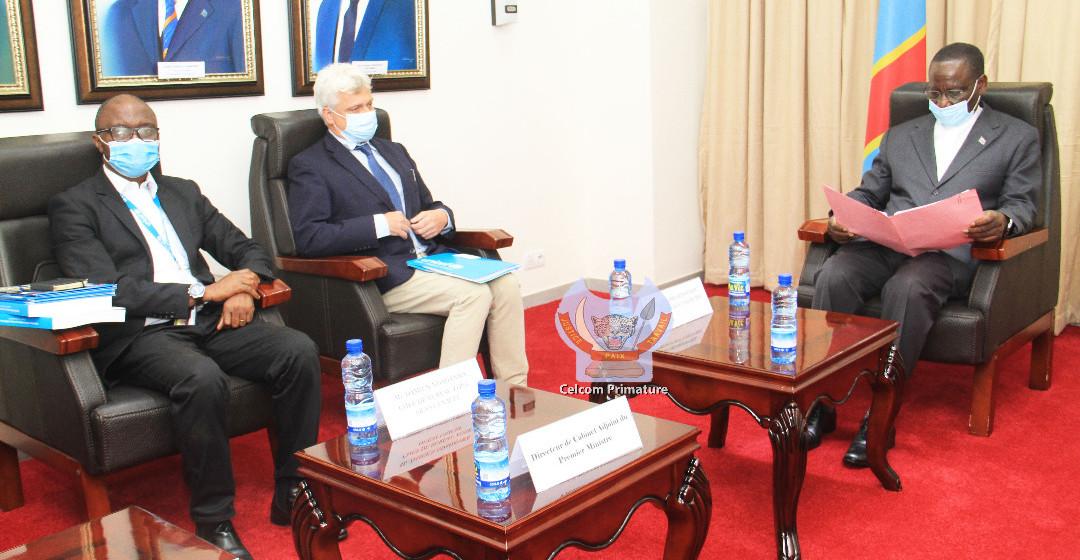L'Unicef a soumis au Premier ministre le rapport sur la situation des enfants en RDC