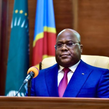 Félix Tshisekedi s'adresse à la Nation ce dimanche 6 décembre