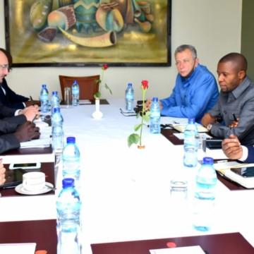 Les Gouvs du Nord, Sud-Kivu et Ituri échangent avec une délégation de la Banque mondiale