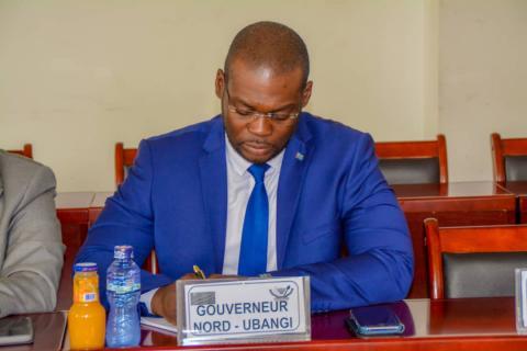 Nord-Ubangi: le Gouverneur Izati évincé