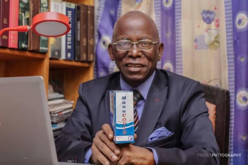 Le Gouvernement congolais approuve le Manacovid comme thérapie contre le Covid-19