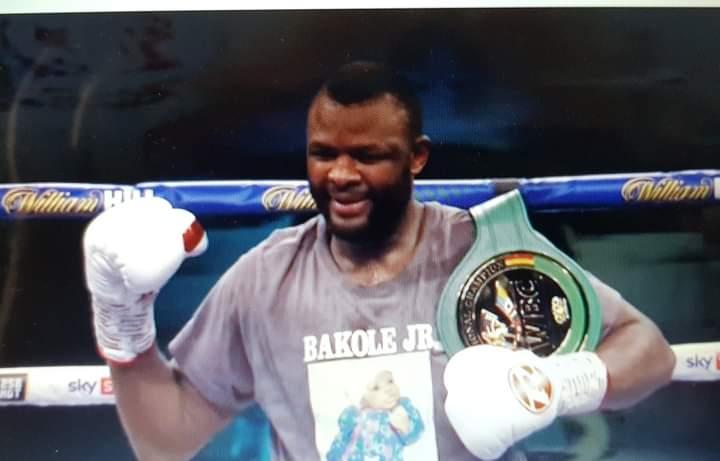 Boxe: Martin Bakole remporte la ceinture WBC des lourds