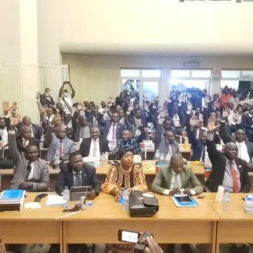 Nord-Kivu: 46 députés votent le projet de Budget 2021 du Gouverneur Carly Nzanzu Kasivita
