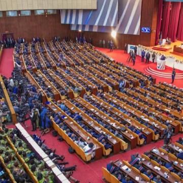 Le Parlement en congrès