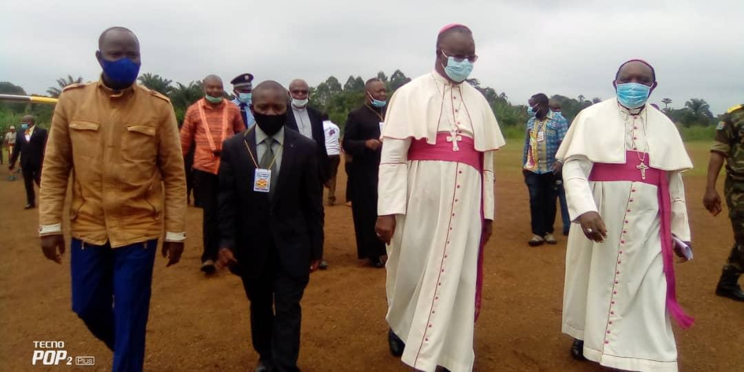 Nord-Kivu :Une délégation d'évêques à Beni pour prêcher la paix