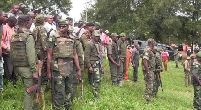 Un officier FARDC et un chef milicien Mai-mai lynchés à Lume