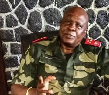 Décès en Afrique du Sud du Général Kiyana Mukuntu