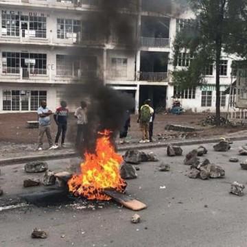 Goma : La marche des étudiants et enseignants étouffée