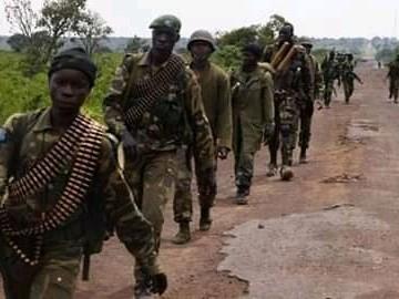 Des militaires victimes de la justice populaire dans le secteur Ruwenzori