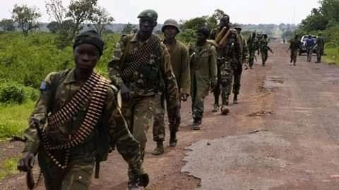 Ituri :6 miliciens neutralisés par l'armée après des offensives à Djugu et Irumu